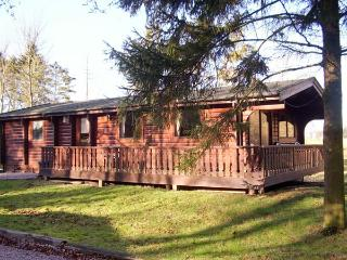 FIELD VIEW LODGE, family-friendly, near to Louth, surrounded by picturesque woodland in Kenwick, Ref 8719 - Kenwick vacation rentals