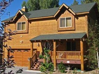 Walk to ski! Big Bear Luxury Cabin (3BR, 2000sqft) - Moonridge vacation rentals
