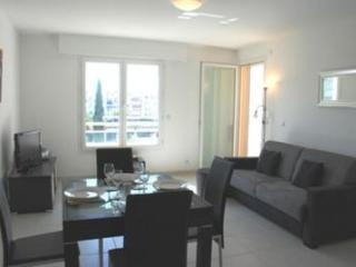 Charming 1 Bedroom Bristol Park Apartment with a Terrace - Cote d'Azur- French Riviera vacation rentals