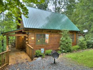 Bearway To Heaven 2 BR 2 BA Log Cabin Gatlinburg - Gatlinburg vacation rentals
