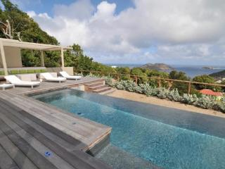 Contemporary villa with view over the ocean & Bonhomme Island WV CAS2 - Colombier vacation rentals