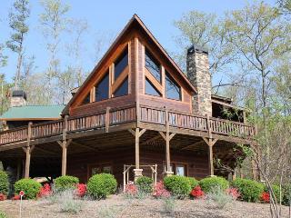 Tuckaway Ridge Mountain Cabin - Blue Ridge vacation rentals