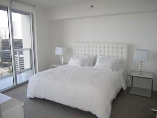 Bedroom - Modern Condo Viceroy in Brickell/Downtown Miami - Coconut Grove - rentals