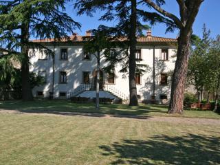Large Villa with a Private Pool in Tuscany Near a Train to Arezzo - Villa Il Cortile - Capolona vacation rentals