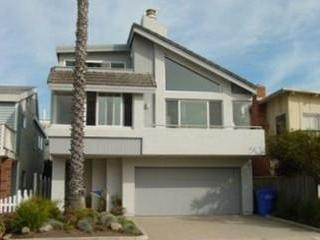 Front of House facing the ocean - Beach House between Malibu and Santa Barbara - Oxnard - rentals