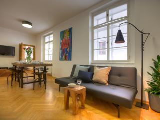 Three-Bedroom Downtown Apartment - Prague vacation rentals
