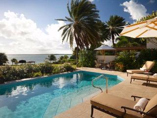 Whispering Palms at Jumby Bay, Antigua - Beachfront, Pool, Beautifully Furnished - Saint George Parish vacation rentals