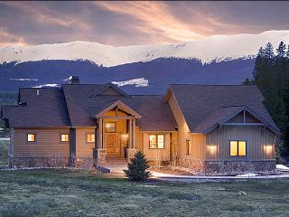 Newly Built Home in Prestigious Neighborhood - Right On The Breckenridge Golf Course (13309) - Summit County Colorado vacation rentals