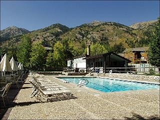 Value Priced Condo with Great Amenities - Walk to Gondola, Tram, Shops, Restaurants (3535) - Jackson Hole Area vacation rentals