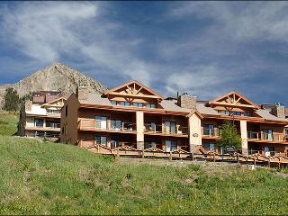 Two-Level Condominium - Close to the Shuttle Stop (1121) - Crested Butte vacation rentals