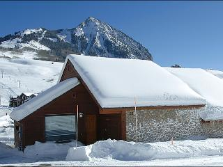 Luxury Townhome on Snowmass Road - Wonderful Mountain Views (1127) - Crested Butte vacation rentals
