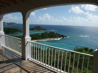 Villa Terra Nova, Water Island. Superb Ocean Views - Mahogany Run vacation rentals
