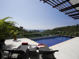 Kamala Phuket - Ocean View, Private Pool, 3 bdr. - Kamala vacation rentals