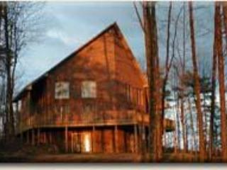 Huge Secluded Lodge- Pickett & Big South Fork Park - Rugby vacation rentals