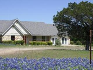 Heart of Texas Ranch - Mary Millsap House - Marble Falls vacation rentals