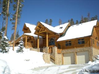 Mountain Log Cabin with Great Views of Lake Dillon - Silverthorne vacation rentals