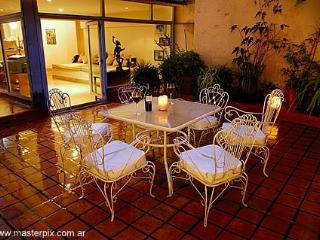 Buenos Aires, Recoleta, garden, wifi, impeccable - Buenos Aires vacation rentals