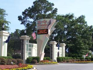 Myrtle Beach Resort Ocean Front One Bedroom - Myrtle Beach vacation rentals