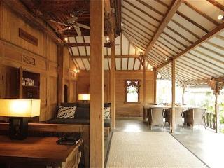 Villa Lucia; original teakwood Joglo Seminyak Bali - Seminyak vacation rentals