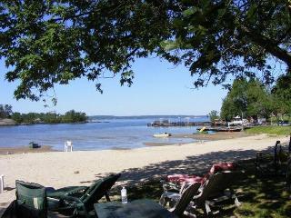 Chalkley's Sandy Bay Beachfront cottage #7 - North Bay vacation rentals