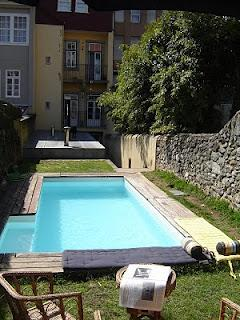 Pool and garden - Porto Charm Guesthouse - B&B - Porto - rentals