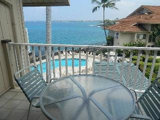 Beautiful 2 bedroom 2 bath with great ocean view!-SV3309 - Kailua-Kona vacation rentals