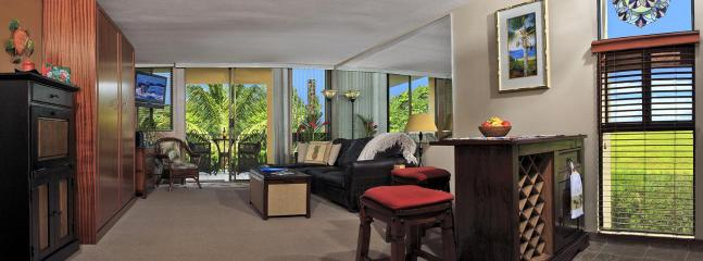 Partial Ocean View Studio  Beachfront  Property - Image 1 - Kihei - rentals
