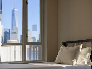 Sky City at The Harbor - 2-bedroom with private ba - Jersey City vacation rentals