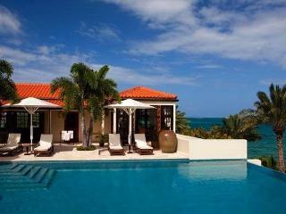 Luxury 5 bedroom Jumby Bay Resort villa. Unparalleled views of Buckley Bay and Great Bird Island! - Anguilla vacation rentals