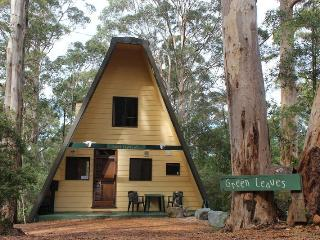 Green Leaves Cabin A-Frame - Bow Bridge vacation rentals