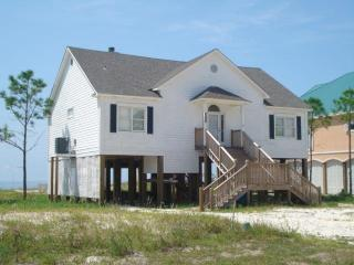 4BR Beachfront Home on Dauphin Island East End - Dauphin Island vacation rentals