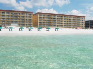 gd114, Gulf Dunes, Sleeps 6, 2nd Floor Beach View - Fort Walton Beach vacation rentals
