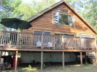 Riverside 3 bedroom/bath cabin near Baxter Park - Millinocket vacation rentals