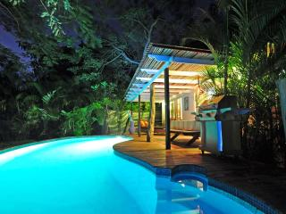 SPECIAL 20%OFF Charming Beachfront Home Guanacaste - Playa Junquillal vacation rentals