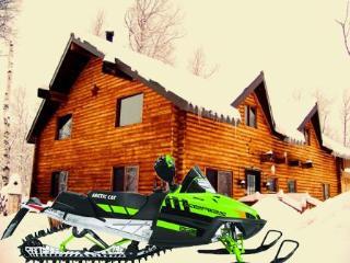 The Aspen Moose Cabin! Sleeps 22+! HOT TUB & Games - Heber City vacation rentals