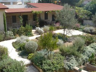 Beautiful Stone Cottage in Tranquil Zichron Garden - Zichron Yaakov vacation rentals