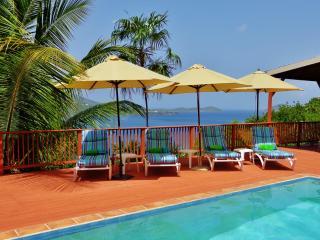 Beautiful Villa: Magen's Bay, POOL, Stunning Views - Magens Bay vacation rentals