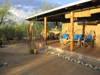 HACIENDA TUCSON - Adobe near Saguaro National Park West - Tucson vacation rentals