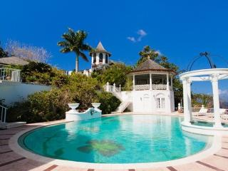 PARADISE TRYALL MAHOGANY HILL 5 BEDROOM VILLA - Montego Bay vacation rentals