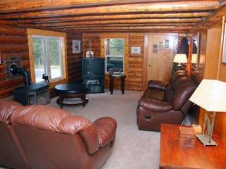 Vacation Cabin Home New Spring Rates - low as $199 - West Yellowstone vacation rentals