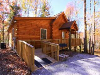 Frank's Knoll, sleeps 6 /handicap accessible - Sapphire vacation rentals