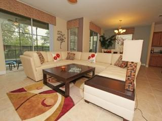 6 Bedroom 5 Bath Pool Home in Paradise Palms. 8953CUBA - Disney vacation rentals