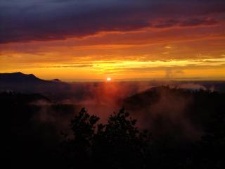 Southern Comforts Cabin, Awesome Views & Sunsets! - Pigeon Forge vacation rentals
