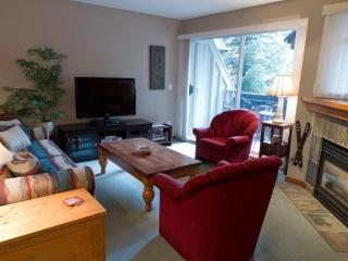 Lagoons 43  2 bedroom condo with magnificent views - Whistler vacation rentals