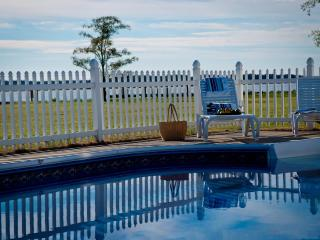 Yr Round Waterfront Home w/ Dock & Pool - Slps 18 - Oxford vacation rentals