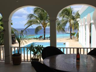 Oceanfront Villa:PrivatePool,Beach,Paradise Found! - Bonaire vacation rentals