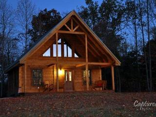 Beautiful log cabin on 7.5 acres, French Lick, IN - French Lick vacation rentals