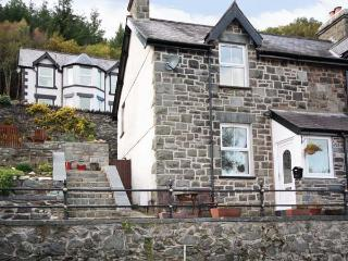 1 TAN Y FEDW semi-detached, WiFi, stone cottage with terraced garden on edge of Snowdonia in Trefriw Ref 18808 - Conwy County vacation rentals