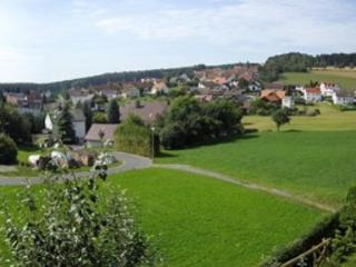 Vacation Apartment in Fuchsmühl - 269 sqft, new, sunny, modern (# 3161) - Barnau vacation rentals