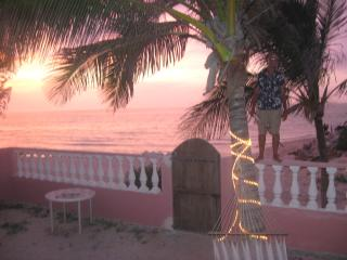 Casa Rosa. Beach Front  TOP Apartment, Chelem, - Chelem vacation rentals